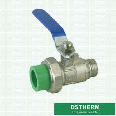 Ppr Male Single Union Ball Valve