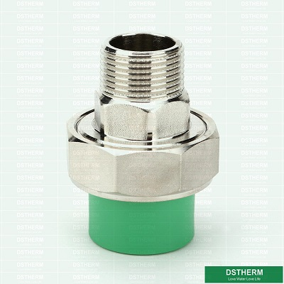 Ppr Male Threaded Union Hot